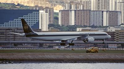 N812UP - Douglas DC-8-73(F) - United Parcel Service (UPS)