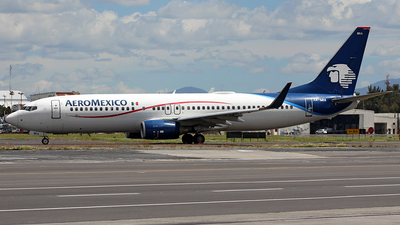 XA-MIA - Boeing 737-852 - Aeroméxico