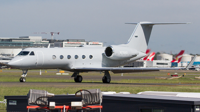 N716AS - Gulfstream G-IV - Private