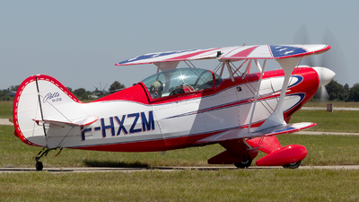 F-HXZM - Pitts S-2B Special - Private