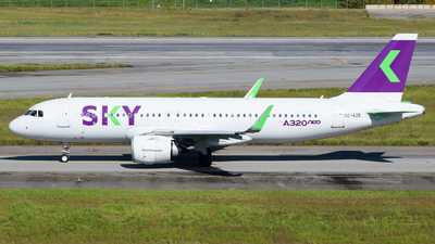 CC-AZE - Airbus A320-251N - Sky Airline