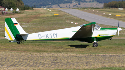 D-KTIY - Scheibe SF.25C Falke - Private