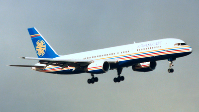 G-BRJI - Boeing 757-236 - Ambassador Airways