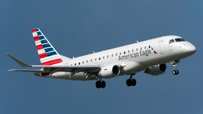 N272NN - Embraer 170-200LR - American Eagle (Envoy Air)