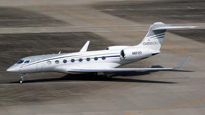 N82123 - Gulfstream G650ER - Gulfstream Aerospace