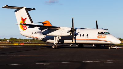 P2-NAT - Bombardier Dash 8-103 - Asia Pacific Airlines