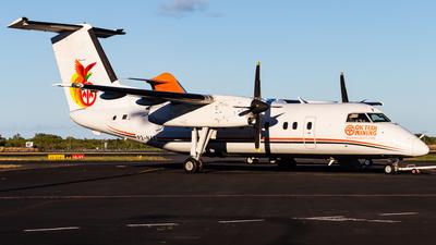 A picture of P2NAT - De Havilland Canada Dash 8100 -  - © Brandon Giacomin