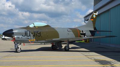 JD-119 - North American F-86K Sabre - Germany - Air Force