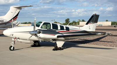 N22TY - Beechcraft 58 Baron - Private