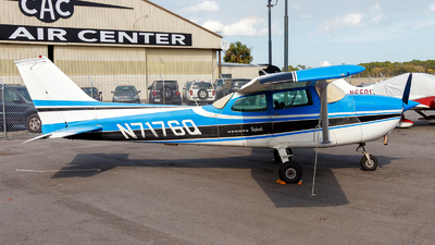 N7176Q - Cessna 172L Skyhawk - JAX Beach Aviation