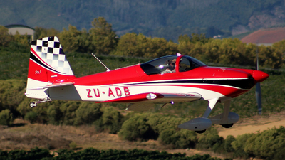 ZU-ADB - Vans RV-7 - Private