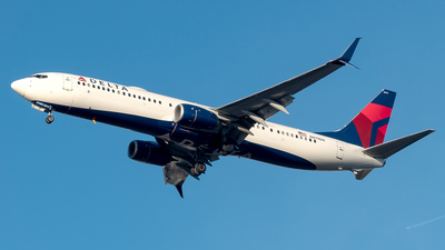 A picture of N879DN - Boeing 737932ER - Delta Air Lines - © Yan777