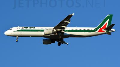 I-BIXE - Airbus A321-112 - Alitalia