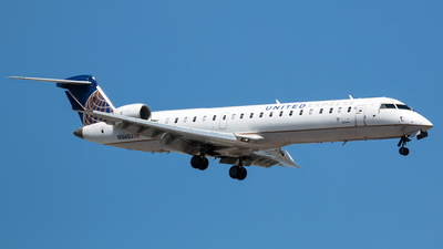 N166GJ - Bombardier CRJ-702 - United Express (GoJet Airlines)