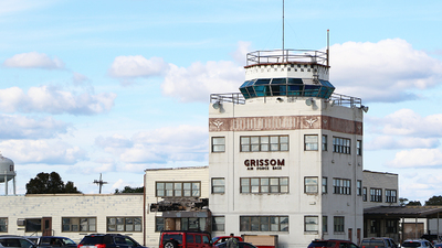KGUS - Airport - Control Tower