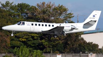 JA120N - Cessna 560 Citation V - Nakanihon Air Service