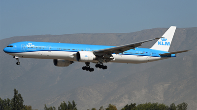 PH-BVR - Boeing 777-306ER - KLM Royal Dutch Airlines