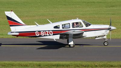 G-BIZO - Piper PA-28R-200 Cherokee Arrow II - Private