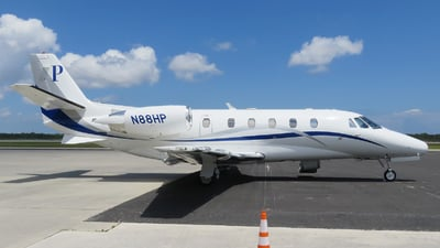 N88HP - Cessna 560XL Citation Excel - Private
