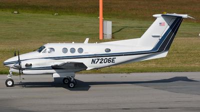 A picture of N7206E - Beech F901 King Air - [LA234] - © Kim Philipp Piskol