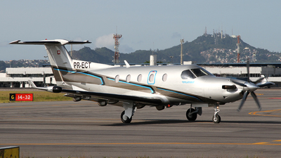 PR-ECT - Pilatus PC-12/45 - Private