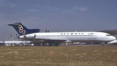 ZS-NZV - Boeing 727-230(Adv) - Olympic Airways