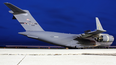 01-0188 - Boeing C-17A Globemaster III - United States - US Air Force (USAF)