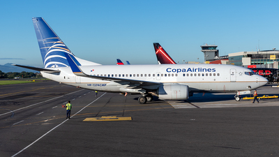 HP-1374CMP - Boeing 737-7V3 - Copa Airlines