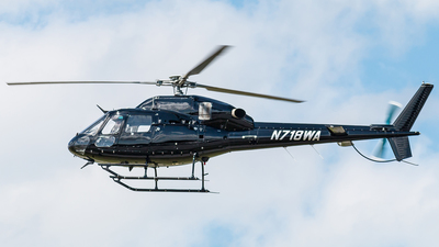N718WA - Eurocopter AS 355N TwinStar - Private