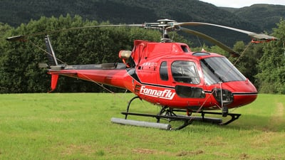 LN-OVI - Airbus Helicopters H125 - Fonnafly