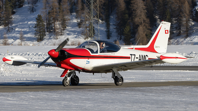 T7-AMC - SIAI-Marchetti SF260 - Private