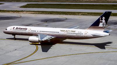SE-DUN - Boeing 757-225 - Britannia Airways AB