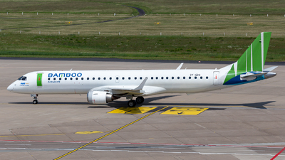 OY-GDC - Embraer 190-200LR - Bamboo Airways (Great Dane Airlines)