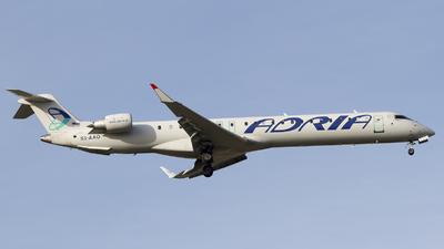 A picture of S5AAO - Bombardier CRJ900LR - Adria Airways - © Marcin Dobek