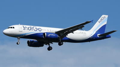 A picture of VTIGX - Airbus A320232 - [4518] - © Vicknesh PS
