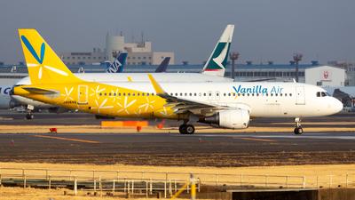 JA06VA - Airbus A320-214 - Vanilla Air