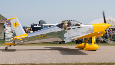 A picture of N249RW - Van's RV6 - [20805] - © Jeremy D. Dando
