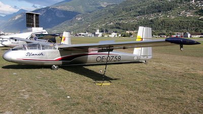 OE-0758 - Let L-13 Blanik - The Flying Bulls