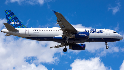 N554JB - Airbus A320-232 - jetBlue Airways