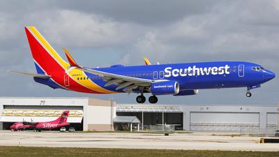 N8664J - Boeing 737-8H4 - Southwest Airlines