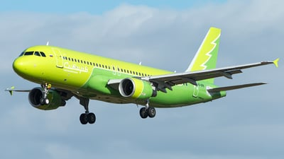 VQ-BPN - Airbus A320-214 - S7 Airlines