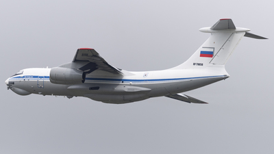 RF-78656 - Ilyushin Il-76MD-90A - Russia - Air Force