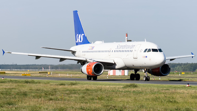 A picture of OYKBR - Airbus A319131 - SAS - © Michal Furmanczak