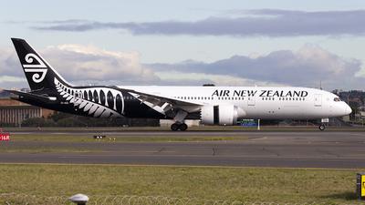 ZK-NZL  - Boeing 787-9 Dreamliner - Air New Zealand