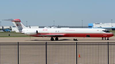 XA-UXI - McDonnell Douglas MD-82(SF) - Aeronaves TSM