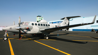 ANX-1191 - Beechcraft B300 King Air 350ER - Mexico - Navy