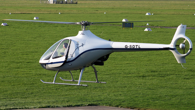 G-SDTL - Guimbal Cabri G2 - Private