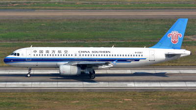 B-2367 - Airbus A320-232 - China Southern Airlines