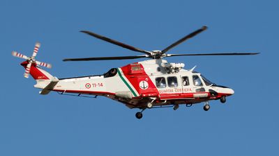 MM81947 - Agusta-Westland AW-139CP - Italy - Coast Guard