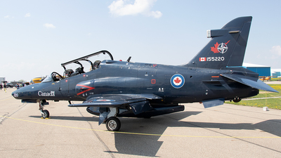 155220 - British Aerospace CT-155 Hawk - Canada - Royal Canadian Air Force (RCAF)